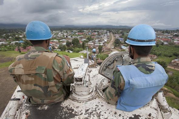 Mutinerie dans l'Est Congo, l'UE préoccupée. Le Rwanda en embuscade