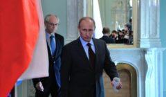 Le chemin de Saint Petersbourg. Saint Poutine, aidez-nous
