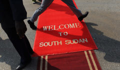 Southern Sudan declares independence.