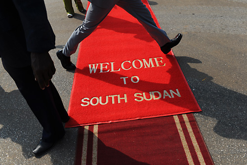 La mission EUAVSEC au Sud Soudan lancée (maj2)