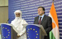Barroso confirme le lancement de la mission au Niger fin juillet