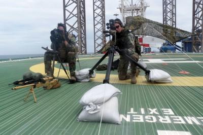 Tarif revu à la baisse pour les marines néerlandais