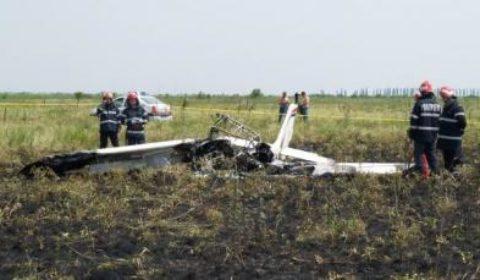Un avion militaire s'écrase en Roumanie