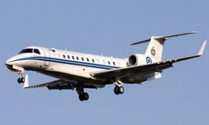 A vendre avion VIP, double emploi, bon état général