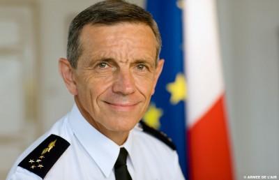 Palomeros prendra la tête de l'ACT (OTAN) en septembre