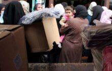 Ashton met en garde le Liban sur les expulsions. Le rythme des réfugiés s'accélère