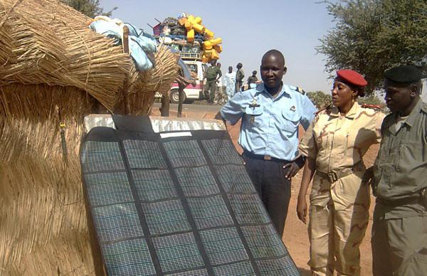 EUCAP Niger s'installe…