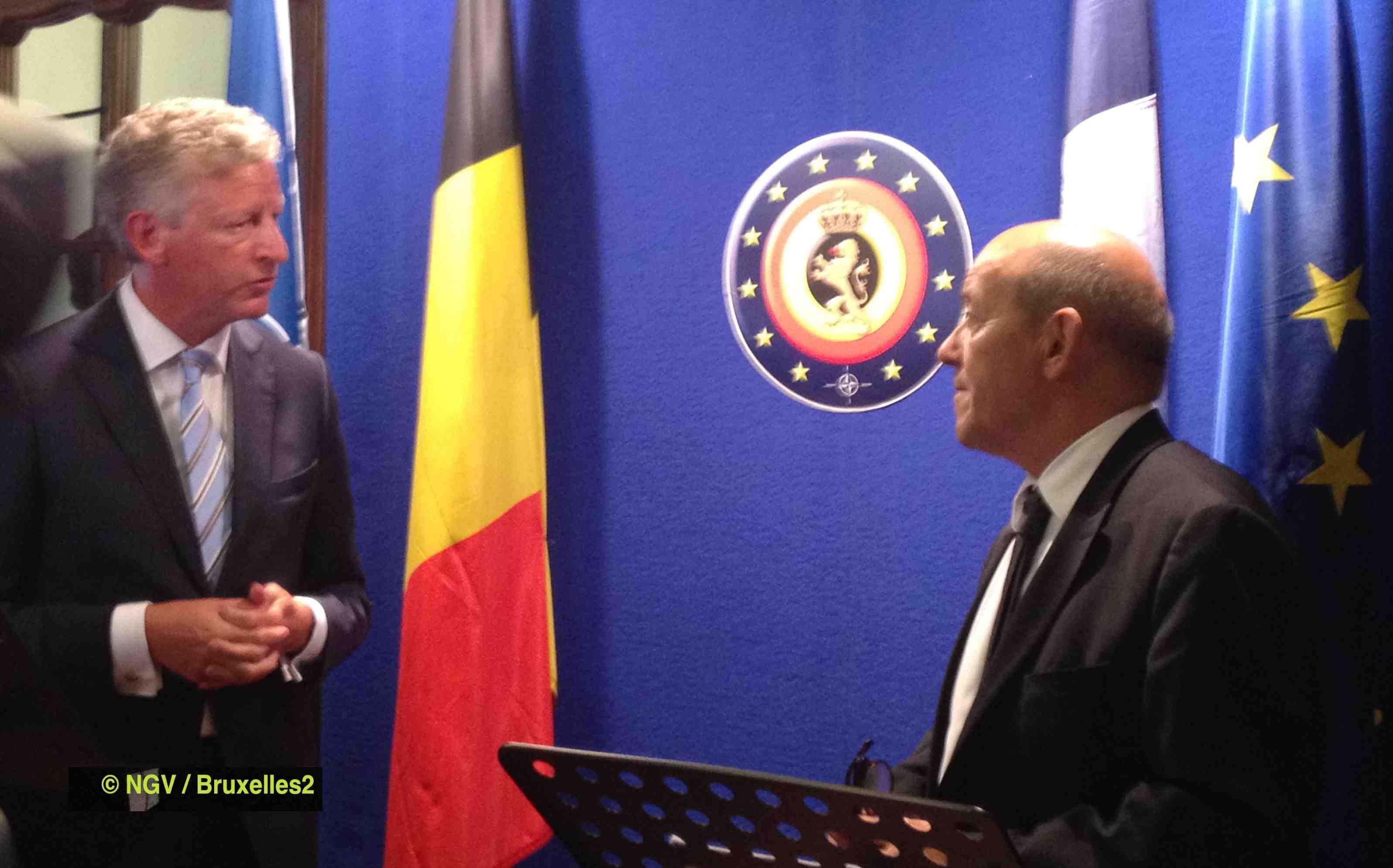 La France et la Belgique en harmonie pragmatique