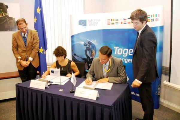 Satellites : la centrale d'achat européenne est née