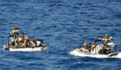 Un thonier espagnol espagnol attaqué, 7 suspects embarqués