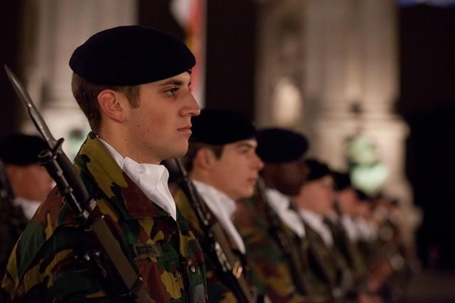 La défense belge recrute comme jamais