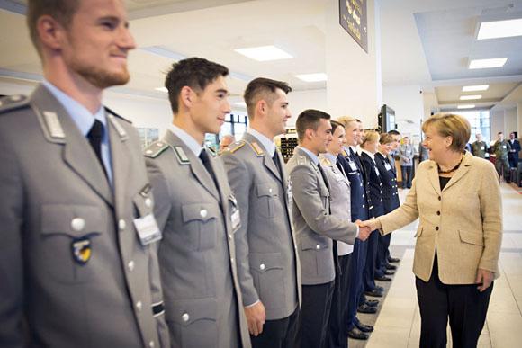 Ein, Zwei, Drei… L'Allemagne prête à s'engager au Mali. C'est Officiel…