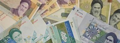 Les sanctions occidentales font tomber le rial iranien