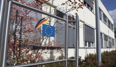 Le quartier général de l'UE revient…