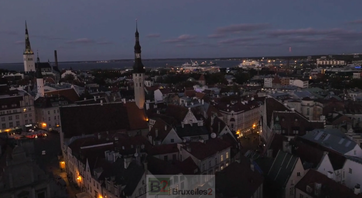 Tallinn, la capitale estonienne (Source : Visit Estonia)