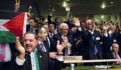 La Palestine obtient son statut d'Etat observateur à l'ONU. Les Européens soutiennent