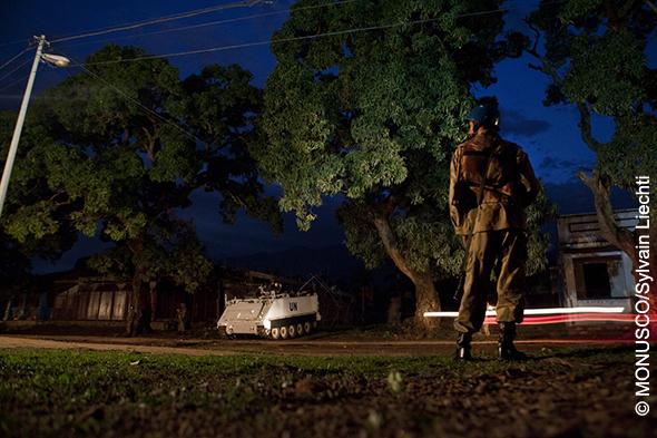 La situation à l'est du Congo dérape. Les 27 saisis de la question (maj)