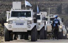 2 soldats autrichiens de l'ONU blessés en Syrie (Maj3)