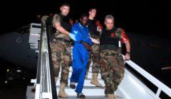 Les pirates de l'Izurdia transférés en Espagne