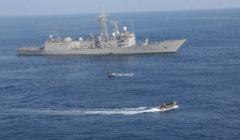 Turcs et Roumains, aidés de Suédois et Luxembourgeois, arrêtent 9 pirates