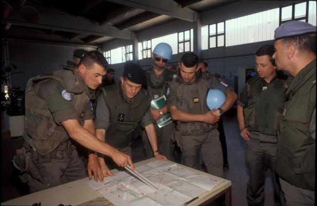 (Il y a 20 ans) L'acte d'accusation des «Douze» contre la Serbie