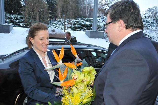 Karolina Peake, une novice à la tête de la Défense tchèque