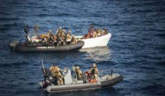 Un groupe pirates déjoué près des côtes somaliennes. 12 suspects arrêtés (maj3)