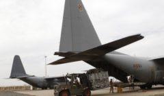 Operation Marfil. Le C130 espagnol à pied d'oeuvre à Dakar pour soutenir le déploiement de la Misma
