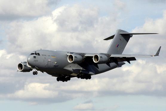 Renfort britannique pour l'opération au Mali