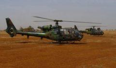 L'opération Serval au Mali déclenchée. Détail des forces engagées
