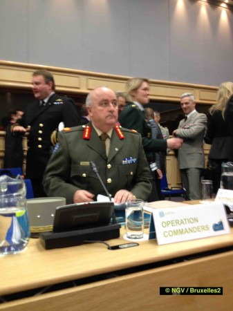 A Dublin, enjeu : trouver 2 hélicoptères pour EUTM Mali