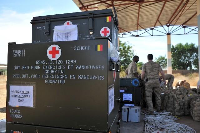 «Force protection» pour EUTM Mali : les Français ne seront pas seuls (Maj3)