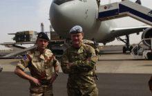 Les premiers éléments de la mission EUTM à Bamako