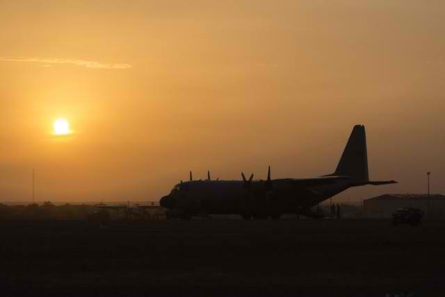 Un mois de plus pour les C130 belges en soutien au Mali