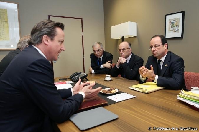 Pour Paris et Londres, en Syrie : lever l'embargo sur les armes ou le chaos !