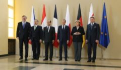 La défense, un des trois éléments de l'unité européenne