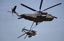 13 stagiaires instructeurs d'hélicoptères à la RAF