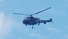 Avec les gardes côtes des Seychelles, développer le recueil de preuves