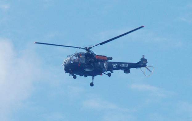 Armée des Seychelles / Seychelles People's Defense Forces  HelicoSeychelles@Eunavfor130426