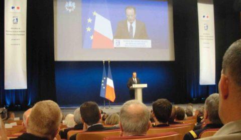 La sécurité de la France, c'est la sécurité de l'Europe… (Fr. Hollande)