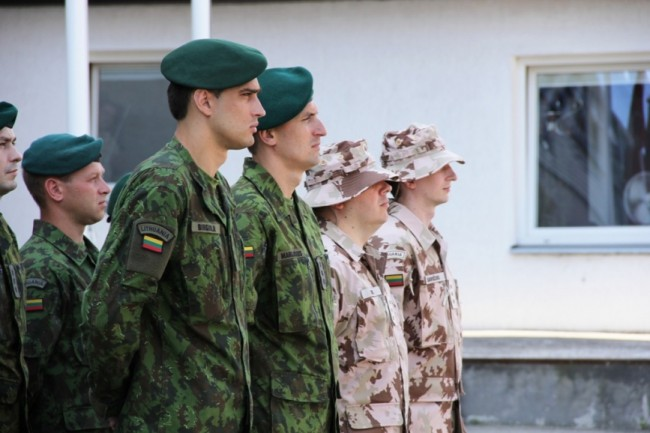 Des VPD lituaniens pour EUNavfor