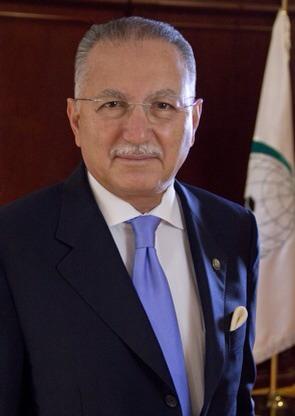 le secrétaire général de l'OIC, le turc Ekmeleddin Ihsanoglu, invité du Cops ce mardi (crédit : OIC)