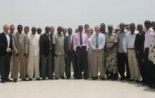 Les seniors des marines somaliennes à Djibouti