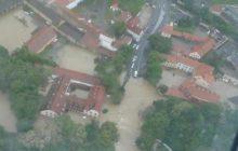 Inondations en république Tchèque : l'armée mobilisée