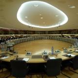 """Qui occupera ce siège en 2014 - la salle de réunion du """"collège"""" au Berlaymont (archives crédit : Commission européenne)"""