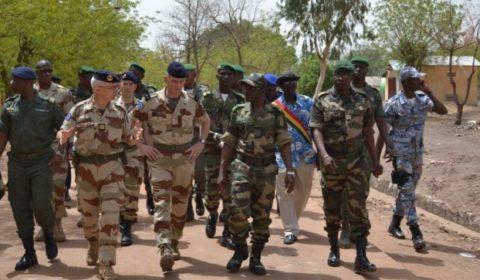 Le bataillon «Waraba» est formé. Il quitte Koulikoro. Mais sans tambours ni trompettes