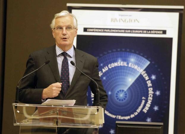 L'Europe doit avoir une autonomie stratégique (Michel Barnier)