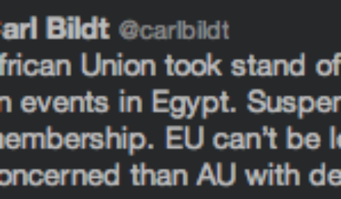 TweetCarlBildtEgypte