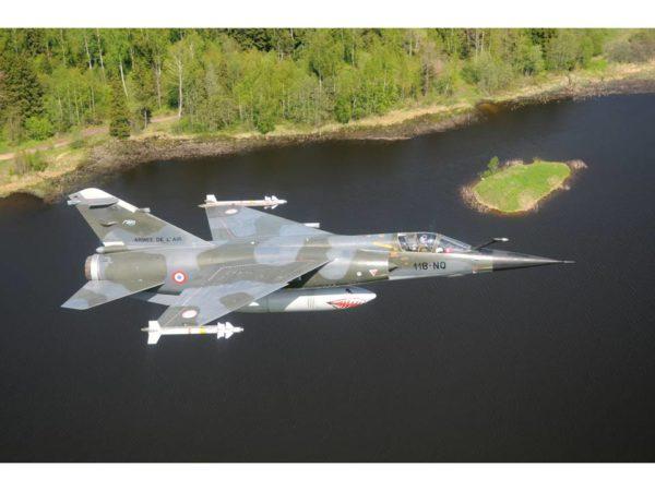 Au-dessus des pays baltes, des avions de l'OTAN veillent
