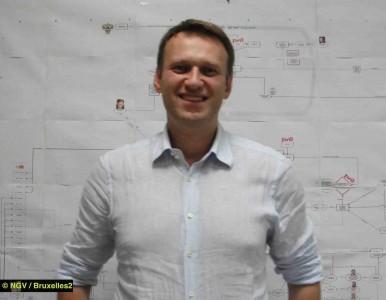 La corruption russe, un enjeu européen (Navalny)
